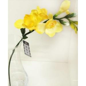 Фрезия, желтая, 46 см