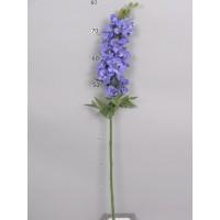 Дельфиниум, ветка, темно-синий, 88 см