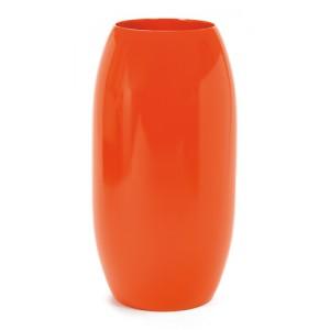 Аренда кашпо Dual Top structuur, NIEUWKOOP, круглое, 43x81 cm оранжевое
