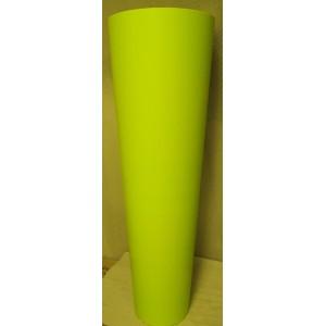 NIEUWKOOP Дизайнерское кашпо Primus Plus structure, круглое, 43x131 cm зеленое