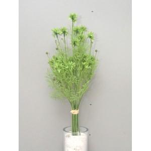 Букет декоративного лука, зеленый