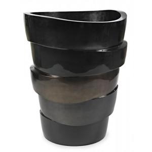 Аренда кашпо/ваза Earth Vase, NIEUWKOOP, круглое,  55x70 cm