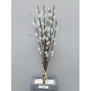 Аренда  искусственных растений  Ива натуральная букетик из 3-х веток, 41 см