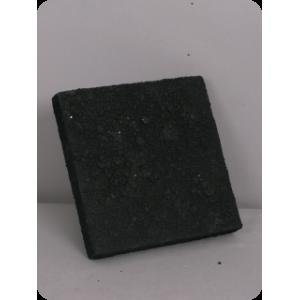 Основа полиуретановая для флористических работ, черная, 30*30 см