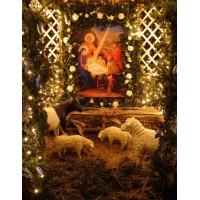 Рождественский вертеп-1