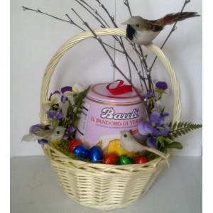 """Пасхальная корзинка """"Весна идет"""""""