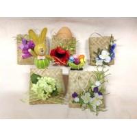 Праздничная упаковка для пасхальных яичек в ассортименте