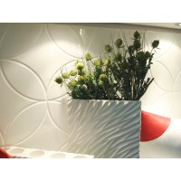 Искусственный лук декоративный в вазе
