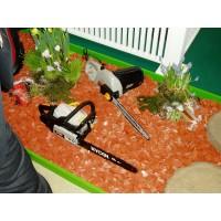 Выставка  Гардентул-2007 Красная Пресня, стенд Риоби -садовая техника 5