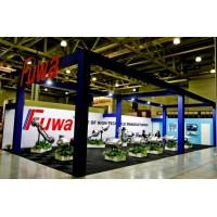 Выставка «COMTRANS-2013» стенд «GUANGDONG FUWA ENGINEERING» 1