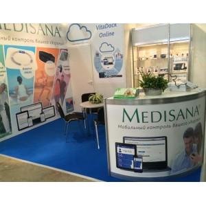 Выставка бытовой техники в Крокусе 2014 стенд «Медисана»