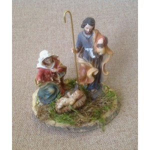Рождественский вертеп (3 фигуры)
