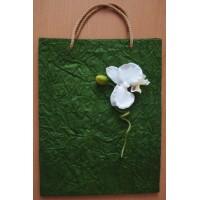 Бумажный упаковочный пакет Фаленопсис №2