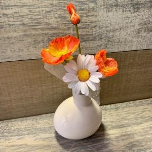 """Композиция цветочная  """"Лето"""" в вазочке TIZIANO Фоссано"""