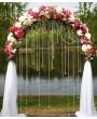 Арки свадебные цветочные